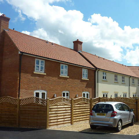 New Terrace Dwelling Oxfordshire